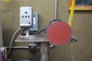 Disc-grinder